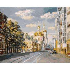 Раскраска Церковь Никиты мученика в старой Басманной слободе, 40x50, Белоснежка