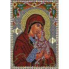 Вышивка термостразами Святая Анна, Преобрана