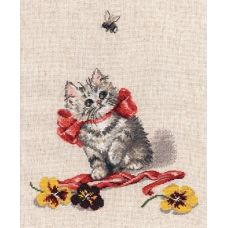 Набор для вышивания Маленький охотник, 25x30, Овен