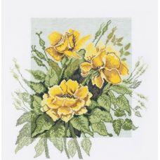 Набор для вышивания Дикие розы, 36x40, Овен