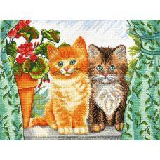Набор для вышивания Уютный дом, 30x23, Овен