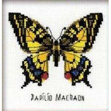 Набор для вышивания Махаон, 13x13, Риолис Веселая пчёлка