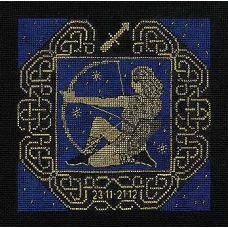 Набор для вышивания Стрелец, 25x25, Риолис, Сотвори сама