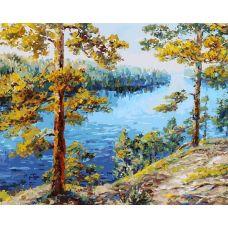 Раскраска Валаам, 40x50, Белоснежка