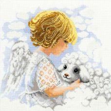 Набор для вышивания День ангела, 30x30, Риолис, Сотвори сама