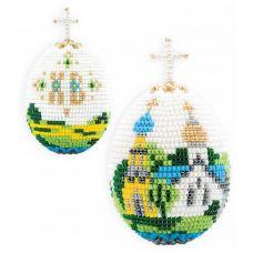 Набор для бисероплетения Яйцо. Церквушка, 6,5х5, Риолис