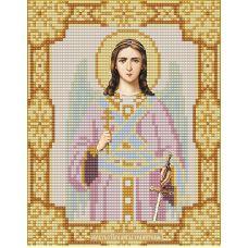 Ткань для вышивания бисером Ангел Хранитель, 15х18, Конек