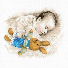 Набор для вышивания Сладкие сны, 35x35, Риолис, Сотвори сама