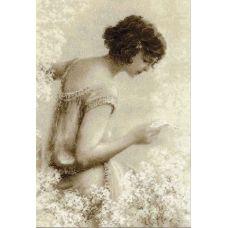 Набор для вышивания Старая фотография. Письмо, 26x38, Риолис, Сотвори сама