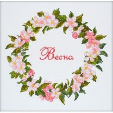 Набор для вышивания Весна, 21x33, Овен