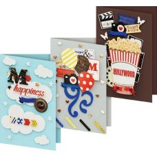 Набор для создания 3-х открыток Шоу, Белоснежка