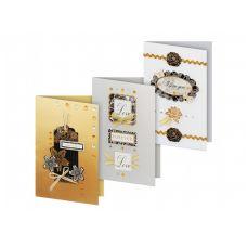 Набор для создания 3-х открыток Полонез, Белоснежка