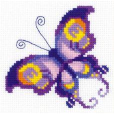 Набор для вышивания Аметист, 13x13, Риолис Веселая пчёлка