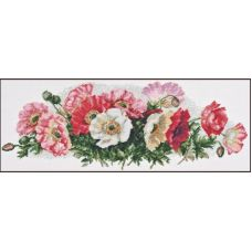 Набор для вышивания Для тебя, любимая, 51x20, Палитра