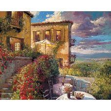 Картина по номерам Южнйы город, 40x50, Paintboy, GX22969