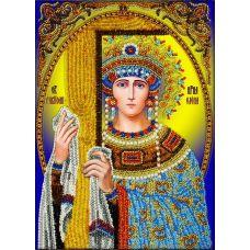 Набор для вышивания Святая Елена, 19x27, Вышиваем бисером
