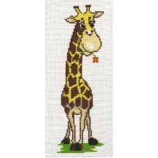 Набор для вышивания Жирафик, 9x25, Палитра
