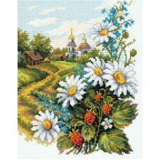 Набор для вышивания крестом Милые сердцу, 20x26, Чудесная игла