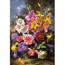 Живопись на холсте Цветочное ассорти, 40x50, Paintboy, GX5884