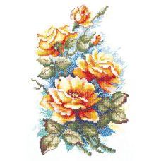 Набор для вышивания крестом Моей любимой, 15x22, Чудесная игла