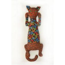 Набор для шитья Кот-Кофеман, 34,5см, Перловка