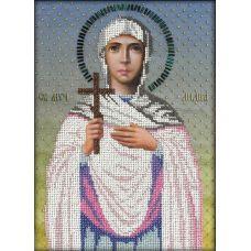 Набор для вышивания Святая Лидия, 25,5x20, Вышиваем бисером