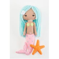 Набор для шитья кукла Ариэль, 21см, Тутти