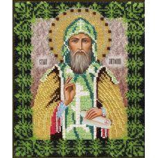 Набор для вышивания Святой Антон, 19x23, Вышиваем бисером