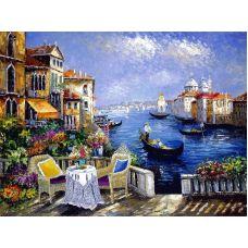 Живопись по номерам Венецианское кружево, 40x50, Paintboy, GX3626
