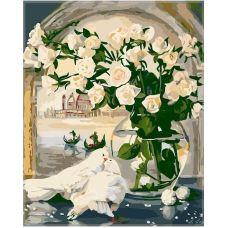 Живопись по номерам Вспоминая венецию, 40x50, Paintboy, GX7224