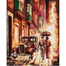 Живопись по номерам Сумерки валлетты, 40x50, Paintboy, GX8916