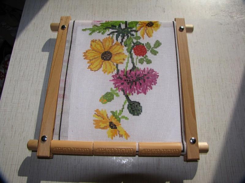 Как сделать рамку для вышивки из бисера своими руками 652