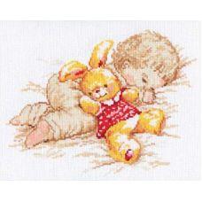 Вышивка Дочурка, 25x19, Алиса