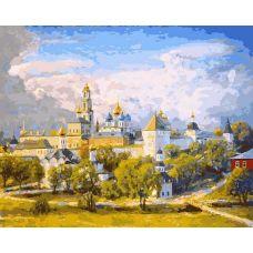 Раскраска Сергиев посад, Игоря Разживина, 40x50, Белоснежка