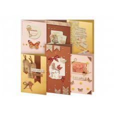 Шоколад, Набор для создания 6-ти открыток, Белоснежка