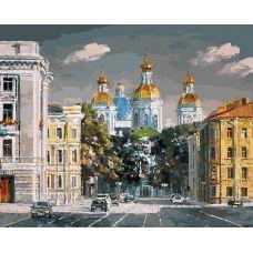 Живопись по номерам Театральная площадь, 40x50, Белоснежка