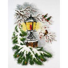 Набор для вышивания Волшебный фонарь, 20x30, Овен