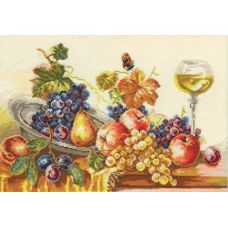 Вышивка Осенний натюрморт, 38x25, Алиса