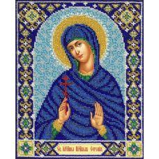 Вышивка бисером Святая Евгения, 20x25, Паутинка