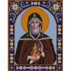 Ткань для вышивания бисером Святой Павел, 20х25, Конек