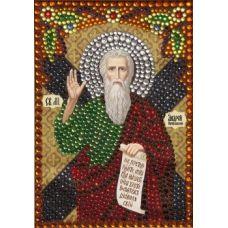 Алмазная вышивка термостразами Святой Андрей Первозванный, Преобрана