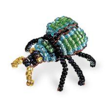 Набор для бисероплетения Майский жук, Кроше