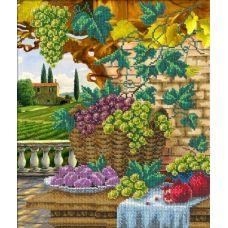Вышивка бисером Пора урожая, 26x31,2, Русская искусница