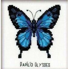 Набор для вышивания Парусник Улисс, 13x13, Риолис Веселая пчёлка
