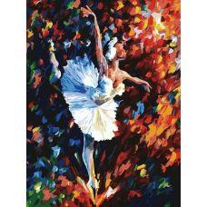 Живопись по номерам Танец души, Л. Афремов, 30x40, Белоснежка
