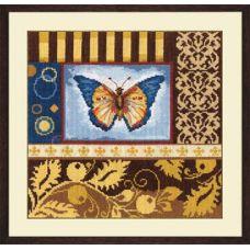 Вышивка Моменты творчества: вдохновение, 26x25, Алиса
