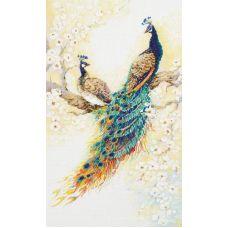 Вышивка крестиком Персидский сад, 30x50, Риолис