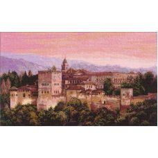 Набор для вышивания Альгамбра, 50x30, Риолис, Сотвори сама