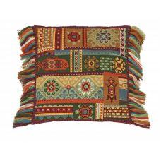 Набор для вышивания Подушка. Терра, 40x40, Риолис, Сотвори сама