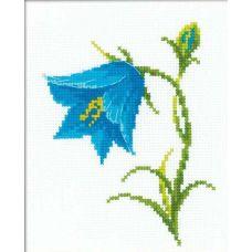 Набор для вышивания Колокольчик, 13x16, Риолис Веселая пчёлка
